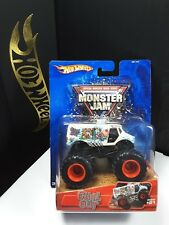 2005 #21 HOT WHEELS MONSTER JAM CHILL OUT ICE CREAM TRUCK - J1