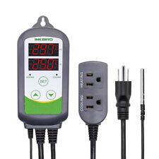 Inkbird ITC-308 Digital Temperature Controller Thermostat Switch 110V Heater Fan