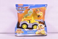 Nickelodeon Paw Patrol Rubble Deluxe Vehicle w/ Lights & Sounds