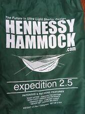 Hennessy Hammock Expedition 2.5