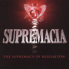 1 Cent CD SUPREMACIA supremacy of reggaeton DON OMAR BABY RANK KINGSTON latin !