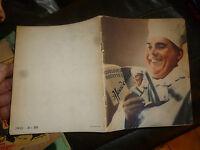 Livret de Cuisine QUELQUES RECETTES HEUDEBERT Illustré par Pecoud ( Biscotte )