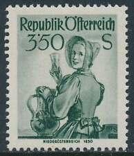 Österreich Nr. 923 postfrisch / **, 3,50 S. Trachten  (32459)