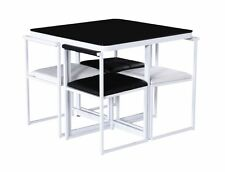 Metal Square Modern Kitchen & Dining Tables