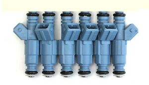 $269.49, OEM Bosch Power & MILEAGE ADDER, Injectors, FORD 4.9L I-6, F-150, F-250
