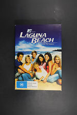 Laguna Beach : Season 1 (DVD, 2006, 3-Disc Set) VGC Region 4 (Box D58)