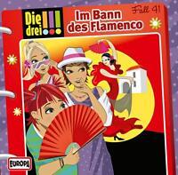 Busch - Die drei !!! 41: Im Bann des Flamenco (2016), Ovp, Neu, 8513190
