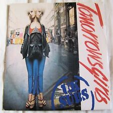 U.K. Subs – Tomorrows Girls    blue vinyl