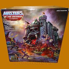 Masters of the Universe Playsets Game Action Figures