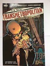 Transmetropolitan: Back on the Street by Darick Robertson (Paperback, 2000)