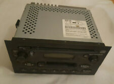 Saturn 2000-2005 OEM AM-FM Radio / CD / Cassette Head Unit Deck - Model 21024009