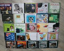 [CD] 25 St. z.B. Hörbücher, Musik zum Entspannen, Balance [querbeet] Konvolut 84