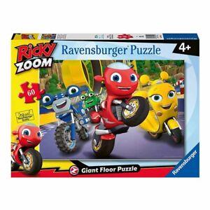 Puzzle personaggio Ricky Zoom Ravensburger 70x50 cm, 3+