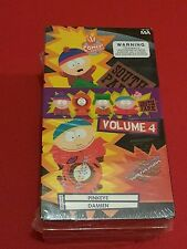 BRAND NEW--SOUTHPARK--THREE Classic Episodes (4,5,6)--STILL SEALED VIDEO BOX SET