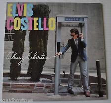 ELVIS COSTELLO: Taking Liberties LP Record 1980