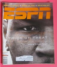 MIKE TYSON boxing ESPN magazine November 2, 1998