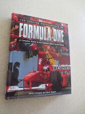 The Concise Encyclopedia of Formula 1 Grand Prix Motor racing history book