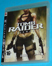 Tomb Raider Underworld - Sony Playstation 3 PS3 - PAL