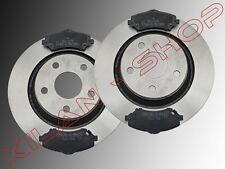 Bremsscheiben & Satz Keramik Bremsklötze vorne Dodge Journey 2008-2013 Ø 302mm