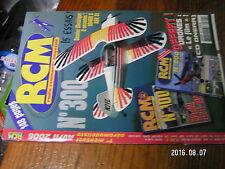 1?µ µ? Revue RCM n°300 plan encarté ASK 21 & Robin DR 400 / Airbull GeeBee Sport