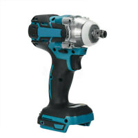 "18V 520Nm 1/2"" Impact Wrench Brushless Cordless Replacement For Makita DTW285Z"