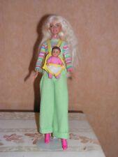 BARBIE pour SKIPPER vintage  n°12071 babysitter 1993