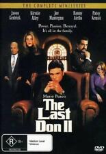 Mario Puzo's The Last Don II 2 - Jason Isaacs, Michelle Worldwide All Region DVD