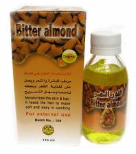 Bitter Almond Oil,125ml by Baqais Cosmetics