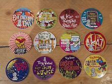 Tiny Rebel 12 x Various Keg Badges pump clips ale beer craft