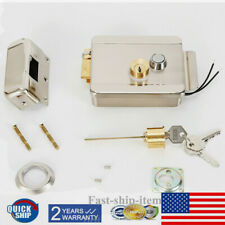 Universal Electronic Door Lock for Door Intercom Access Control System DC 12V