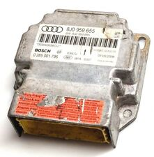 GENUINE 2006-2013 AUDI TT RS CRASH SENSOR AIRBAG CONTROL MODULE 8J0 959 655