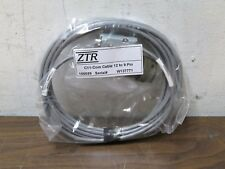 ZTR C11 COM CABLE 12 TO 9 PIN 100059 NEW FREE SHIPPING
