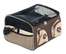 Folding Carrying Bag for Dogs and Cats Car Seat Transporting Box Carry Bag