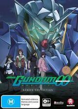 Mobile Suit Gundam 00: Series Collection - Hiro Maruyama NEW R4 DVD
