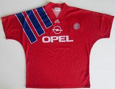 Genial: fc bayern munich Opel Cup camiseta 93/94! club de fans agua de 1991! XL