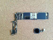 SCHEDA MADRE MAINBOARD   IPHONE 6 64GB TOUCH ID NERO SBLOCCATO FUNZIONANTE