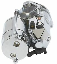 New Ultima Thunder Fire Chrome 1.75KW Top Post Starter 1989-2006 Harley Big Twin