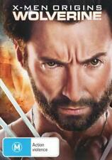 X-Men Origins: Wolverine NEW DVD (Region 4 Australia) Hugh Jackman Ryan Reynolds