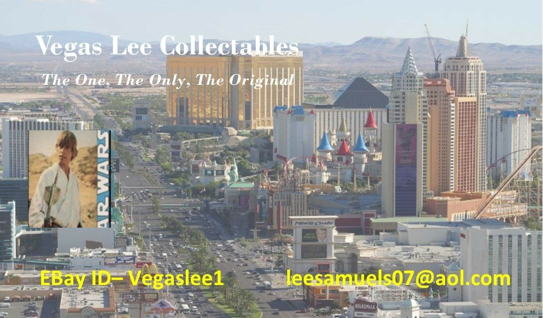 Vegas Lee Collectables