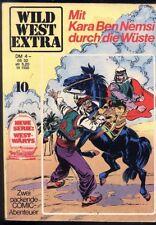 Wild West Extra Nr.10 von 1975 Karl Mays Durch die Wüste - TOP COMIC-TASCHENBUCH