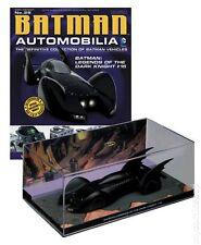 Eaglemoss Batman Automobilia #25 Batmobile 1/43 (Legends of the Dark Knight #15)