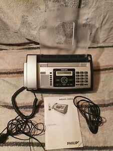 Philips Magic 5 Eco Voice DECT Faxgerät, Telefon+AB & Kopierer PPF 685EU MB DE