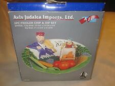 fiddler on the roof the source of everything Jewish chip and dip set ~ 2048