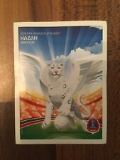 PANINI WORLD CUP 2018 STICKER NUMBER 27 HOST CITY KAZAN