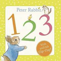 Peter Rabbit 123 by Beatrix Potter (Board book, 2013)