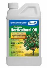 Monterey Lg 6299 Horticultural Oil Concentrate Insecticide/Pesticide Treatmen.