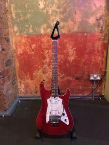 Floyd Rose Redmond Series Model 4 2000's Red