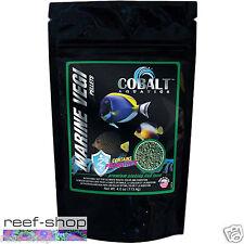 Cobalt Aquatics Marine Vegi Pellets - 4 oz. Fish Food Granules FREE USA SHIPPING