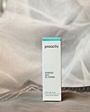 NEW Proactiv Advanced Daily Control Gel 2.5oz FACTORY SEALED Exp 2019-2021