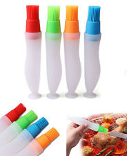 Hot Silicone Cake Butter Bread Pastry Brush Liquid Oil Pen Brushes Baking Tool
